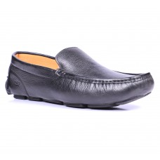 TSF Casual Slip-On Shoes (Black)