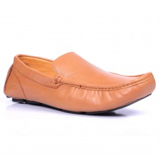 TSF Casual Slip-On Shoes( Tan)