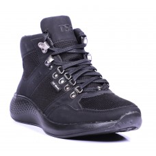 TSF Stylish Outdoor Shoes (Black)
