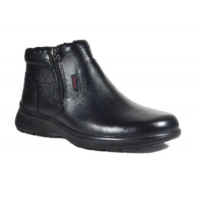 TSF Winter Comfort Zip Boot ( Black )