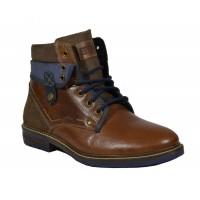 TSF Biker Boot for men (Brown)