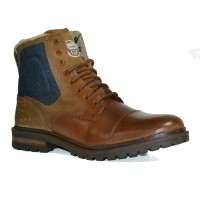 TSF Hand Made Boot (D-Brown)