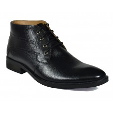 New TSF Smart formal Boot  (Black)