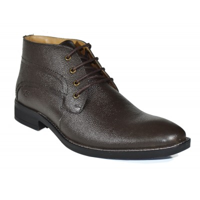 New TSF Smart formal Boot  (Brown)