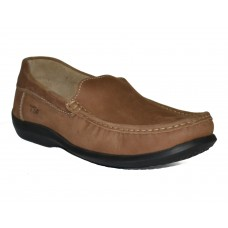 Casual Slip-On Shoes( Camel)