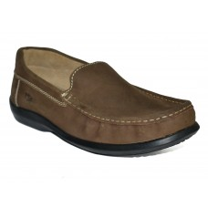 Casual Slip-On Shoes( Olive)