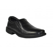 Casual Slip-On Shoes( Black)
