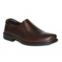 Casual Slip-On Shoes( A-Brown)