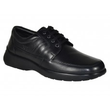 TSF Comfort Casual Shoes-Black