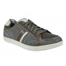 Light Weight TSF Casual Shoes for Men (Grey)