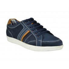 Light Weight TSF Casual Shoes for Men (Blue)