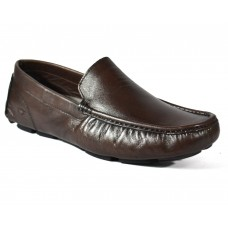TSF Casual Slip-On Shoes( Brown)