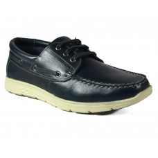 TSF Casual Light Weight Men's Shoes (Navy)