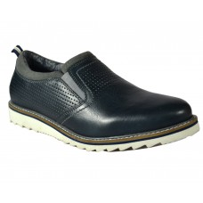 TSF Men's Casual Light Weight Shoes (Navy)