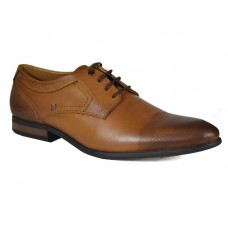New Men Formal Lace up Party & Wedding Shoes (TAN)