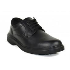 Men Formal Lace up Office  Shoes (Black)