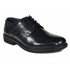 New Men Formal Lace up Office  Shoes (Black)