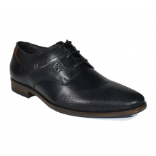 New Men Formal Lace up Party & Wedding Shoes (Black)