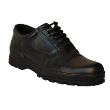 TSF Formal Laceup Police Shoes (Black)