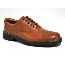 TSF Formal Police Shoes (Tan)