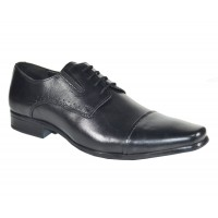 Men Formal Lace up Party & Wedding Shoes (Black)