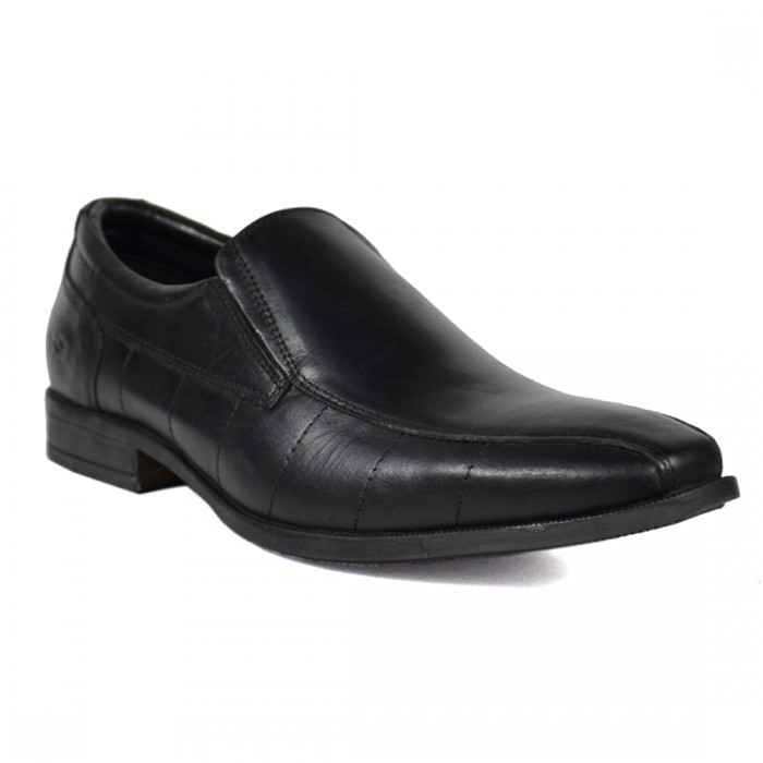 Formal Office Slip On Shoes Black