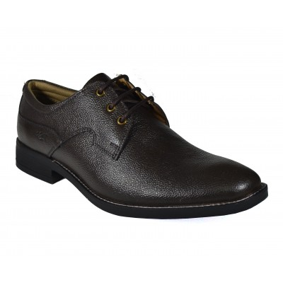 TSF New Stylish Office Formal  Shoes ( Brown)