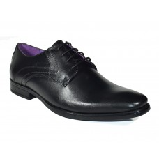 Men's Office Comfort Shoes  ( Black )