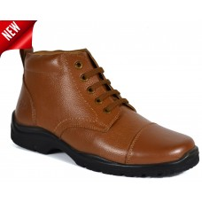 TSF Women's Police Boots (Tan)